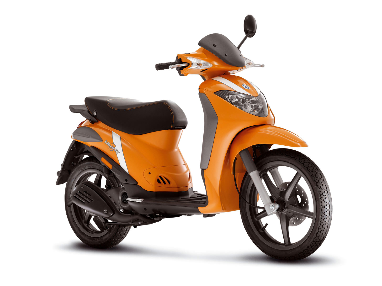 2008 PIAGGIO Liberty S Scooter Pictures