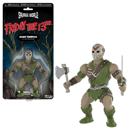 savage world - jason voorhees