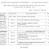 Acharya Nagarjuna University Nov 2016 Exams Time Table for MP.Ed 3rd Semester