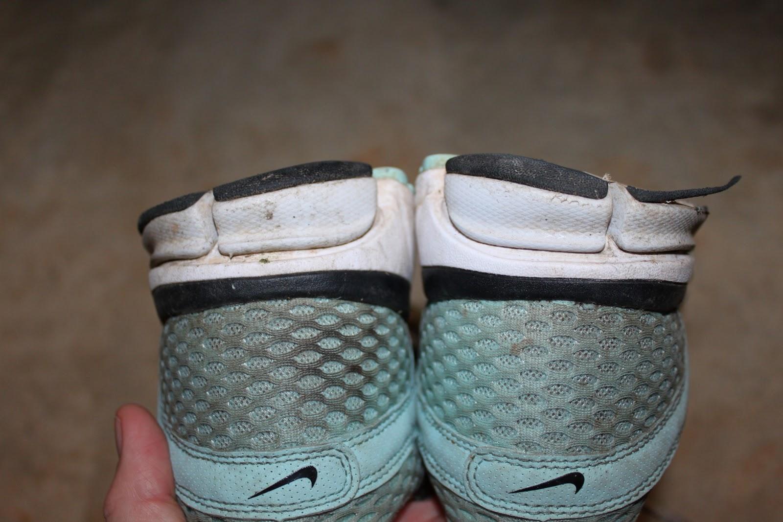 Running Shoe Tread Wear Patterns