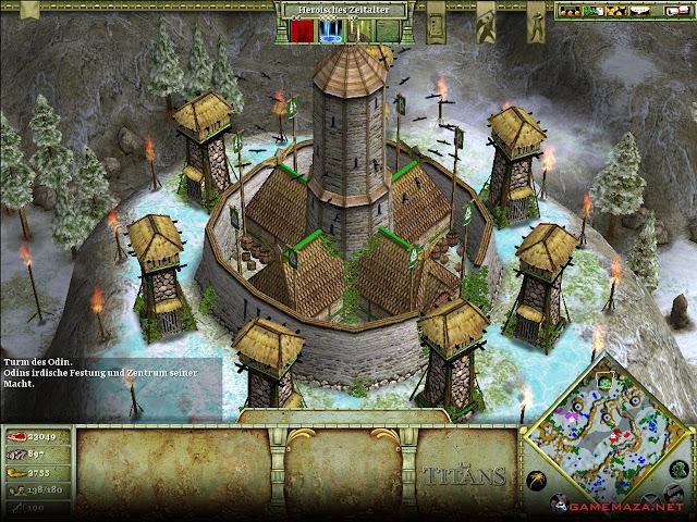 Age of Mythology The Titans Gameplay Screenshot 2