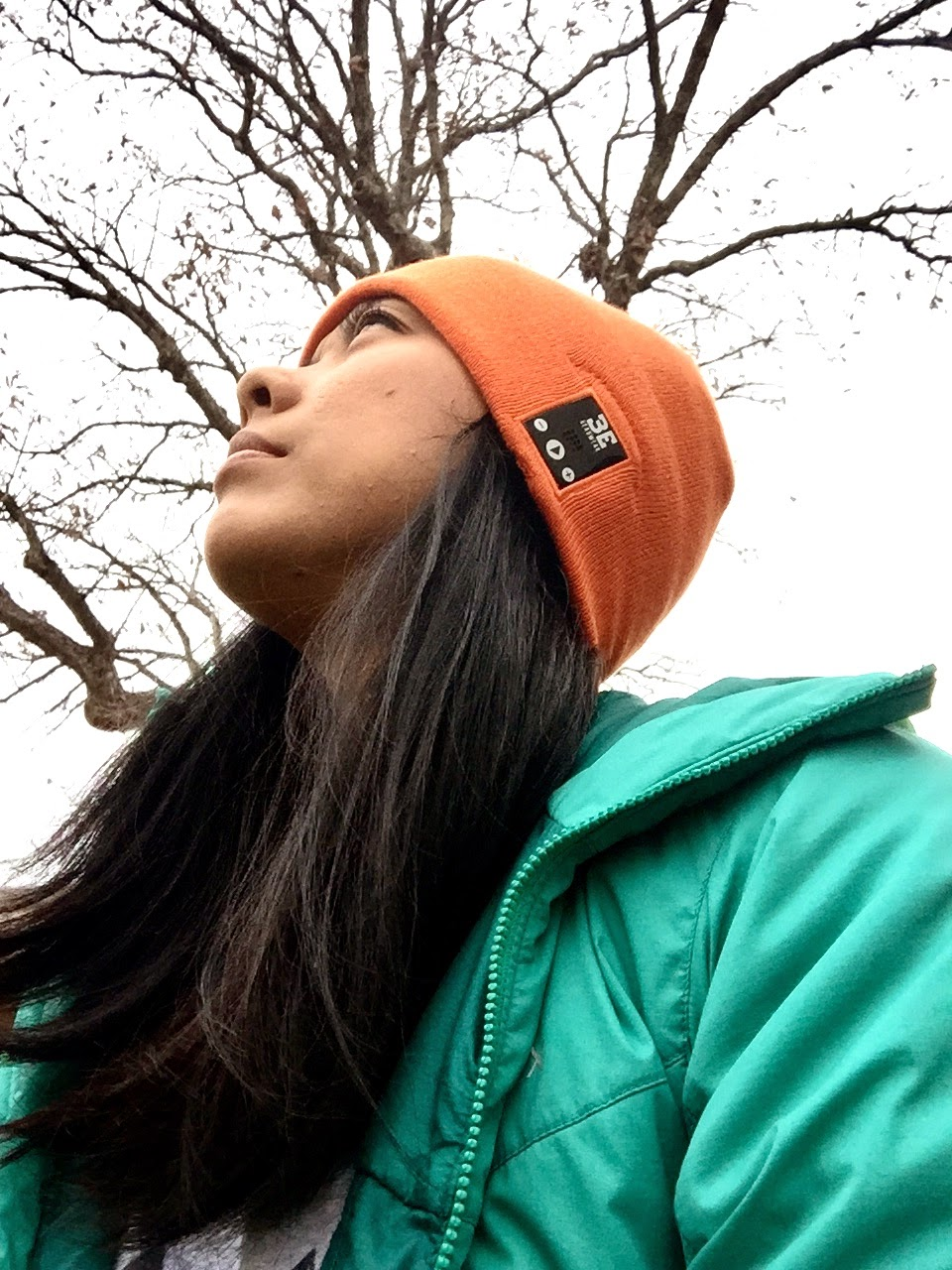 9ed3aa98e9f Be outdoors and keep your music to yourself with bluetooth beanies!