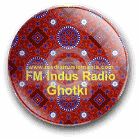 FM Indus Radio 91 Ghotki  Live | Internet Radio