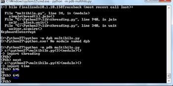 Depuracion en Python