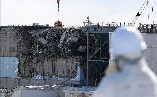 fukushima nuclear imprint