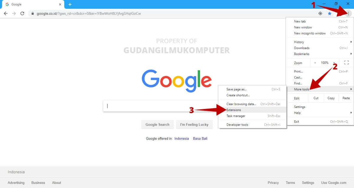 Cara Mengaktifkan IDM di Chrome
