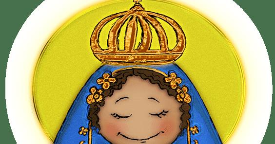Que Nossa Senhora Aparecida Proteja Nossas CrianÇas: Pequeninos De Deus: Nossa Senhora Aparecida, Rogai Por Nós