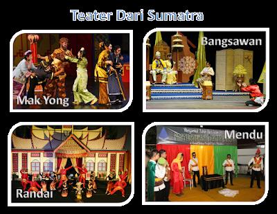 Teater dari Sumatra