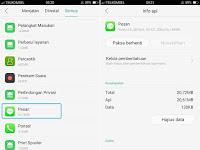 Cara Mengatasi Aplikasi Pesan Messenger (SMS) Telah Terhenti di Android