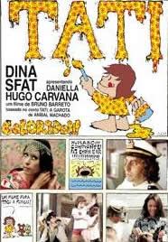 Tati: A Garota - DVDRip Nacional