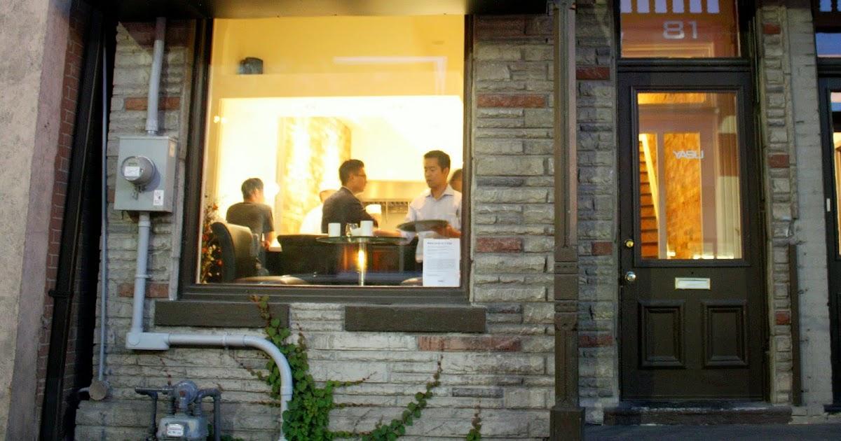 Omakase At Yasu Sushi Bar Food Junkie Chronicles