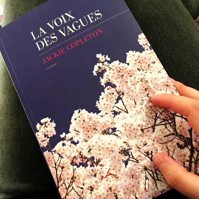 Chronique littéraire La voix des vagues par Mally's Books