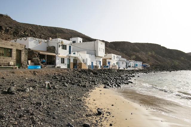 Pozo negro-Fuerteventura