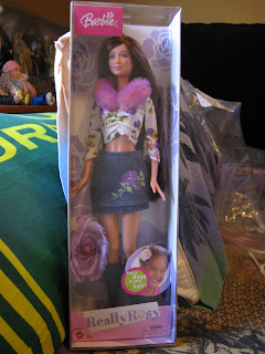the barbie blog the story mentioned in the quotreally rosy