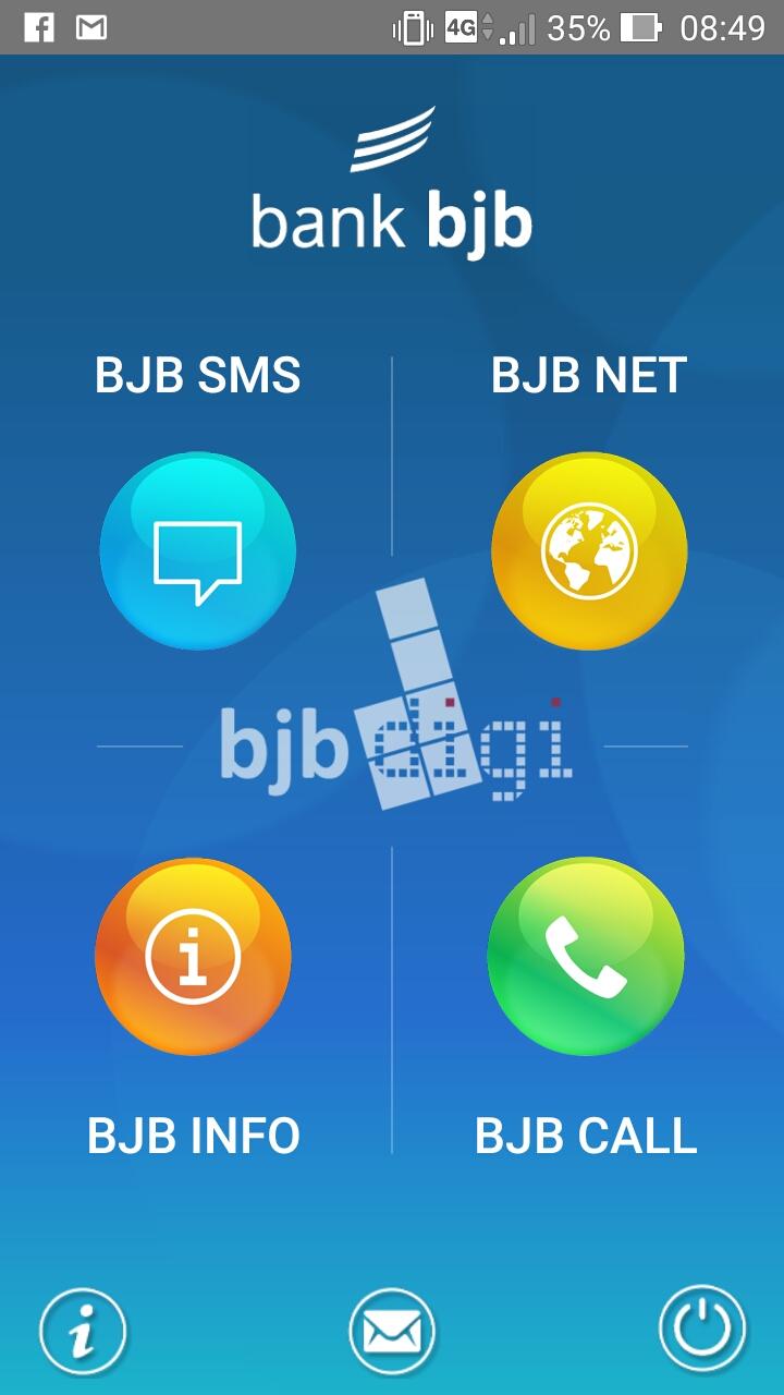 Mencoba Layanan Internet Banking Bank Jabar Bjb Net Eri Anggoro Kasih