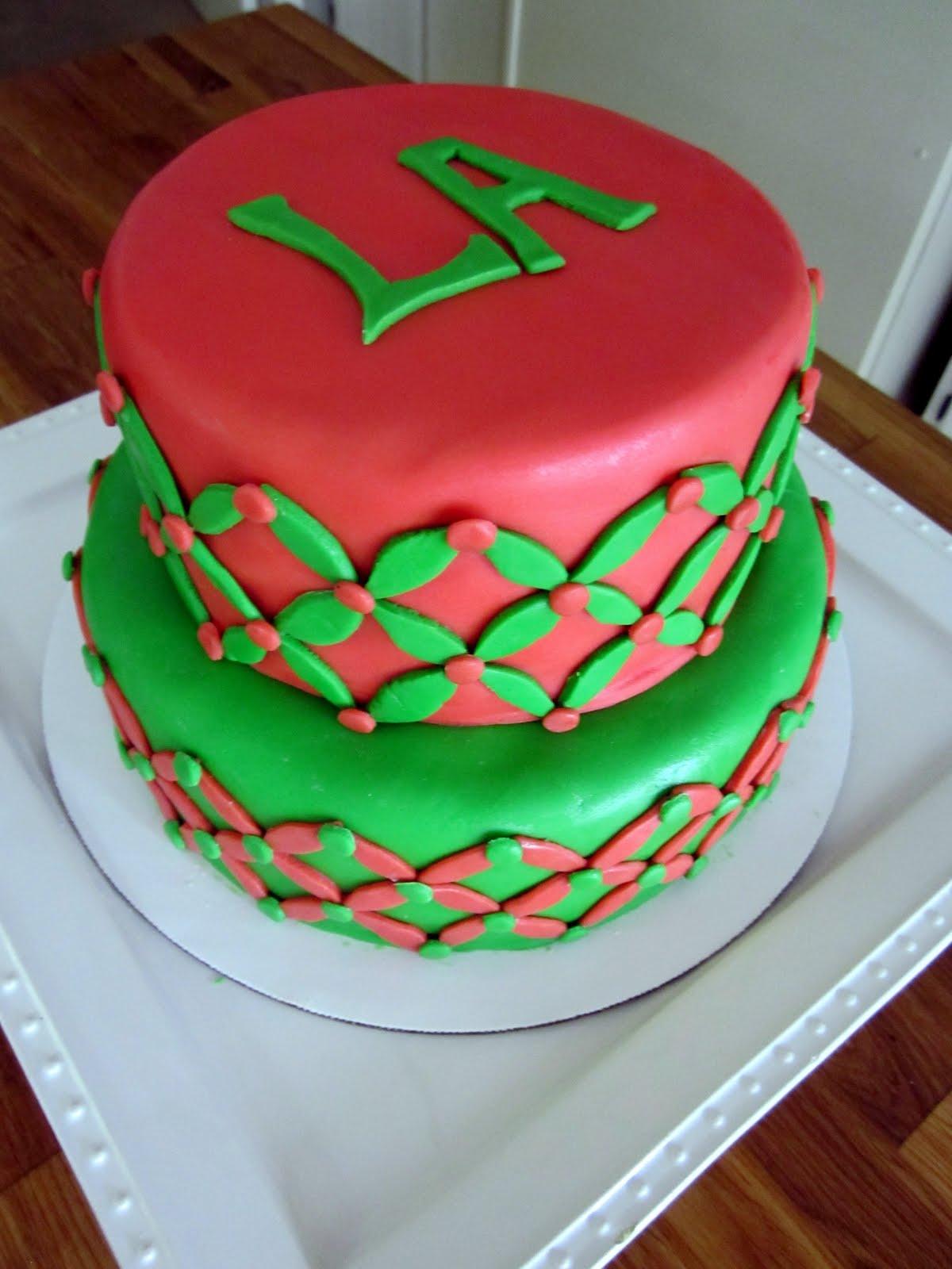 Darlin Designs A Fun Summer Birthday Cake