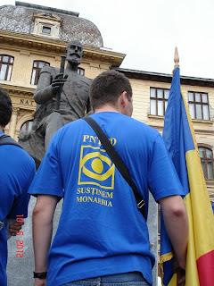 Monarhia pentru Romania