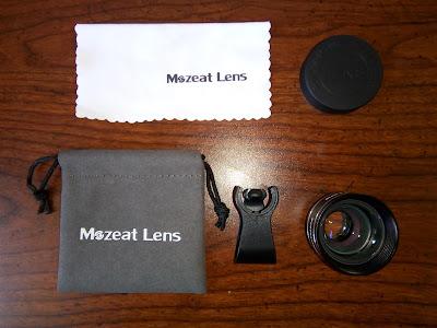 Mozeat Lens Contents