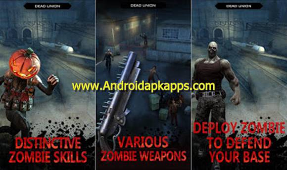 Dead Union Apk MOD v1.9.3.6615 Latest Version
