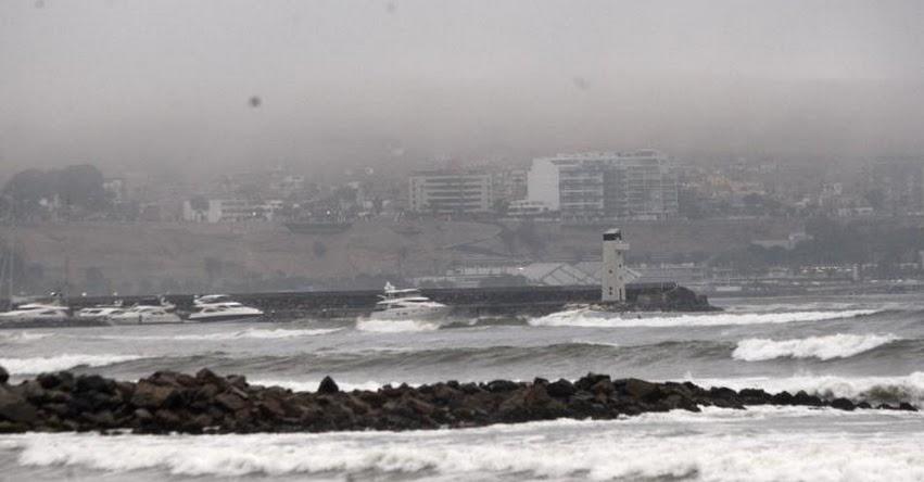 Oleaje ligero prevén en todo el litoral desde mañana viernes hasta el sábado 10, informó la Marina de Guerra del Perú - www.marina.mil.pe