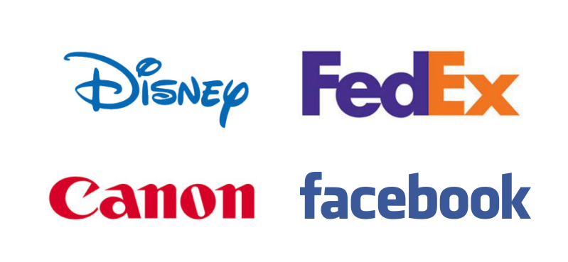 Contoh Logo Wordmark / Logotype