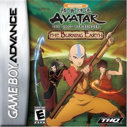 ROMs - Avatar - The Last Airbender (Português) - GBA Download