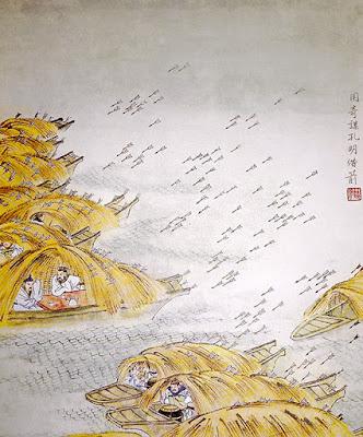 El chino que consiguió sin esfuerzo 100.000 flechas en tres días