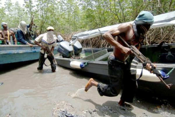 Niger Delta militant leaders pledged their support for the current Buhari administration's Agricultural Empowerment Programmes for beneficiaries.