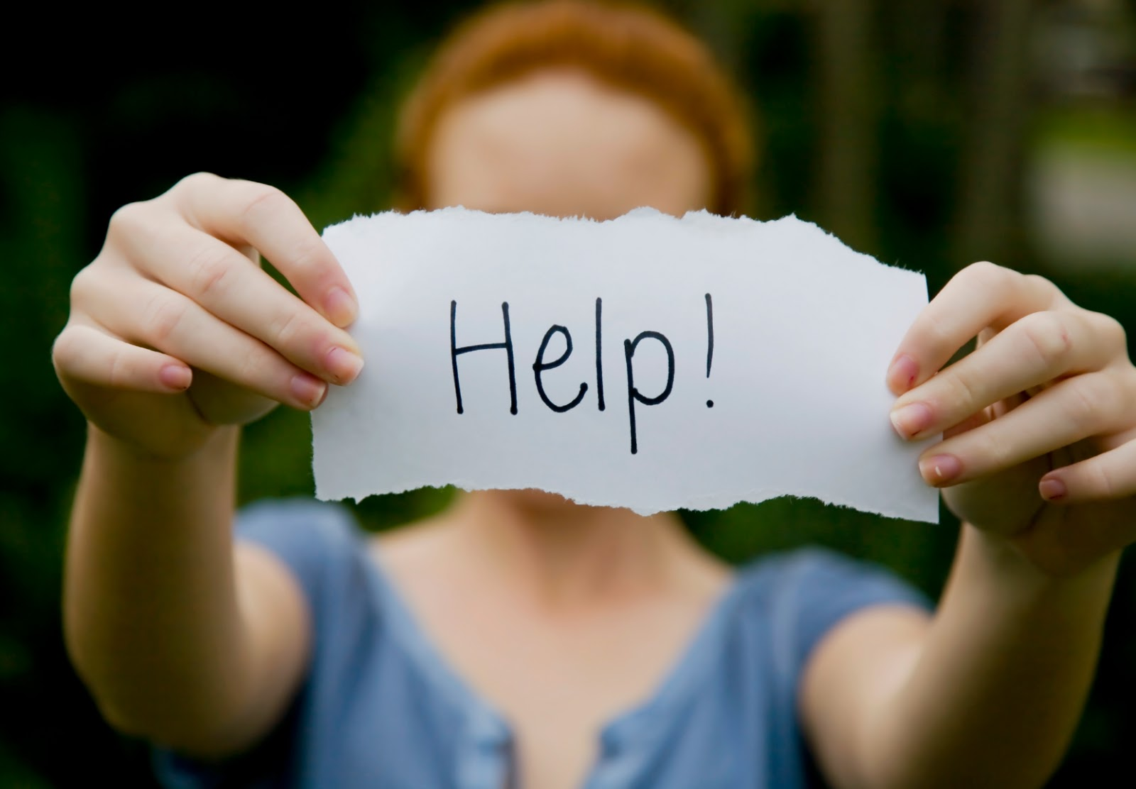 Cry For Help photo