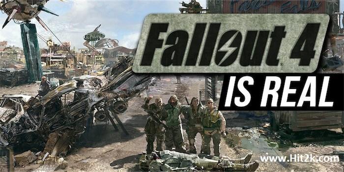Fallout 4 Multi Language (Spanish- English) (PC-GAME)