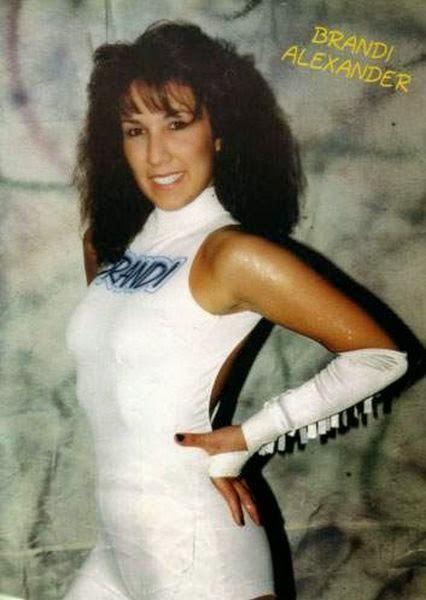 Brandi Alexander - Classic Womens Pro Wrestling