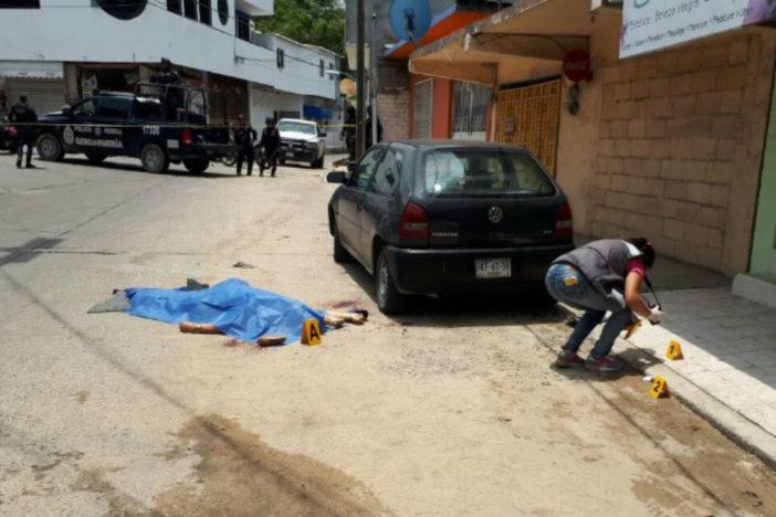 Ejecutan en Acapulco a escolta de mando de la PF en Guerrero