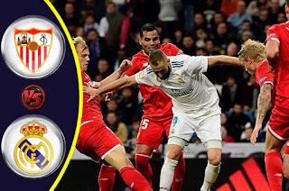 مباراة ريال مدريد واشبيلية بث مباشر اليوم 26-9-2018 Real Madrid vs Sevilla Live