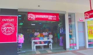 Pumpkin Patch outlet store
