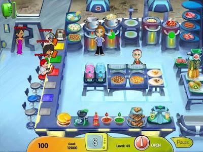 تحميل لعبة cooking dash كاملة من ميديا فاير