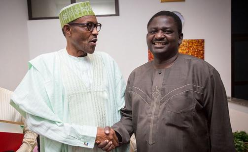 Femi Adesina's Article To Those Wishing Death On President Buhari