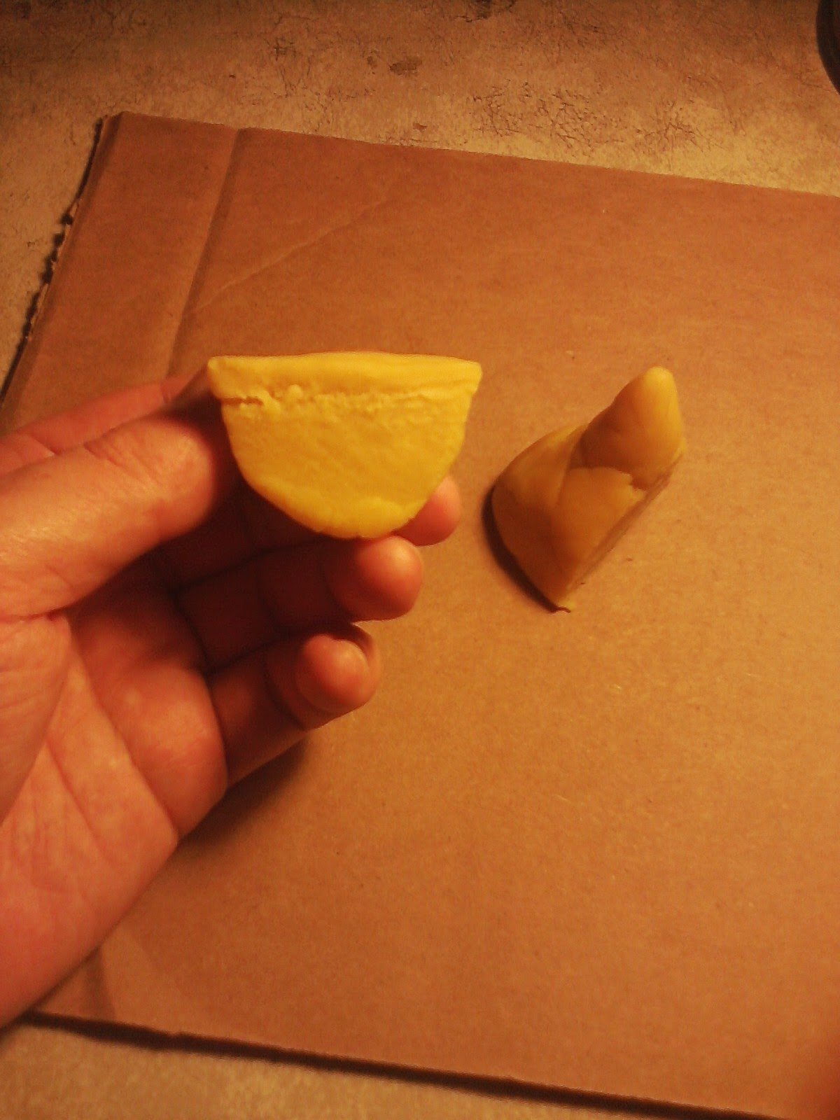 MadMath: Conic Sections in Play-Doh