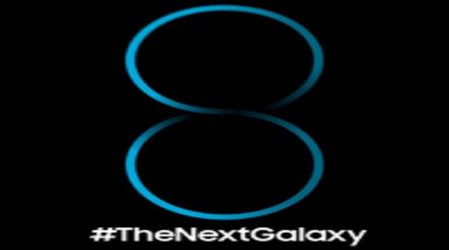 Samsung Galaxy S8 tomorrow's surprise!