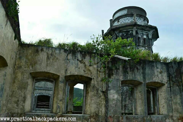 cape engano lighthouse, palaui island, cagayan, survivor palaui