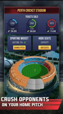 hitwicket t20 cricket game 2018