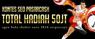 """""""Pasarcash.com Agen Bola Sbobet Euro 2016 Terpercaya"""""""
