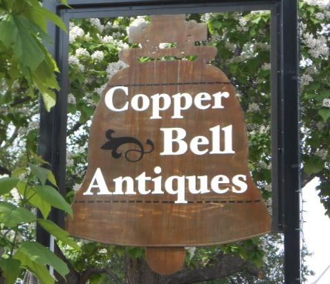Copper Bell Antiques - Furniture, Decor & More - Albuquerque Antique Mile: Copper Bell Antiques - Furniture, Decor & More