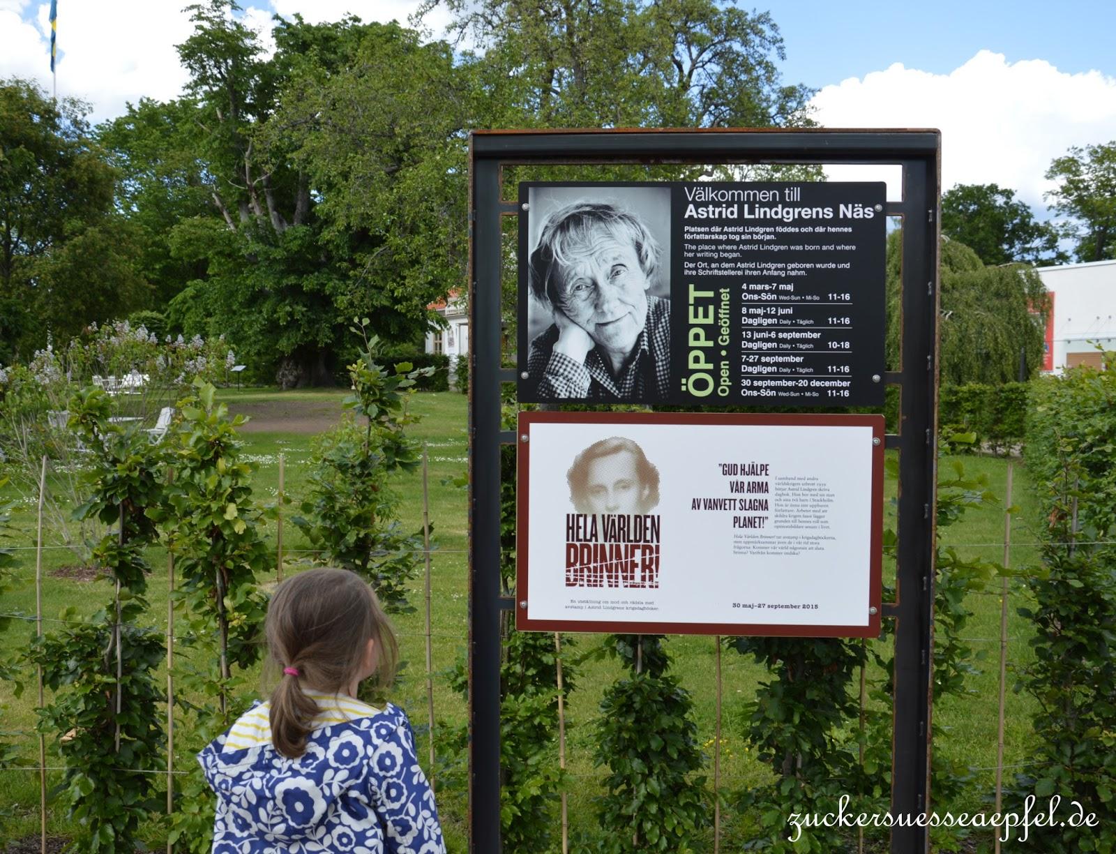 Eine Ganz Besondere Frau Astrid Lindgren Zuckersusse Apfel