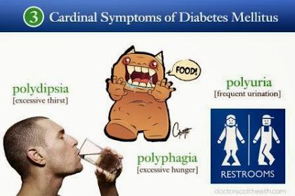 Tanda-tanda Umum dan Khusus Diabetes Mellitus