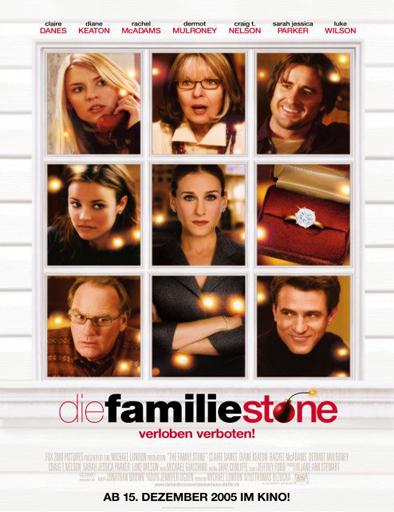 Ver La joya de la familia (The Family Stone) (2005) Online