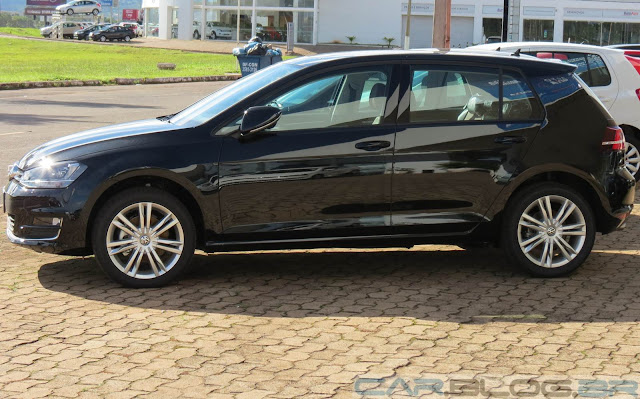 Novo Golf TSI Exclusive Preto