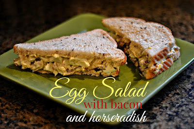 http://thriftyartsygirl.blogspot.com/2015/04/egg-salad-with-bacon-and-horseradish.html