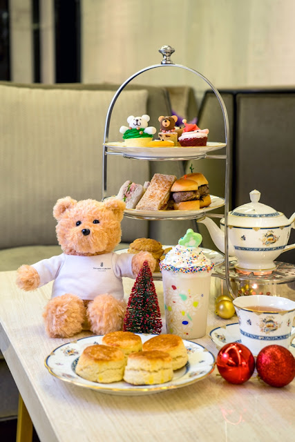 Teddy Bear Afternoon Tea