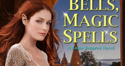 The Qwillery Spotlight The Raine Benares Series By Lisa Shearin