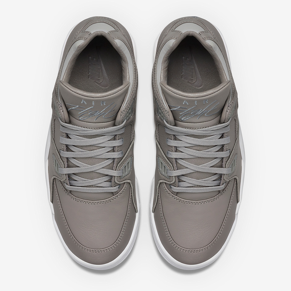 the best attitude f5052 66b78 Now marking seven colorways, NikeLab s Air Flight  89 Light Charcoal   Urban  Haze will be available March 3rd at NikeLab locations and nike.com nikelab